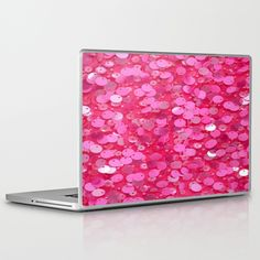 The Perfect #Pink #Laptop & #iPad Skin For Me. :)