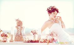 Marie Antoinette Styled Wedding Photography