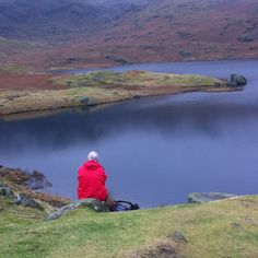 The peace of ease dale tarn