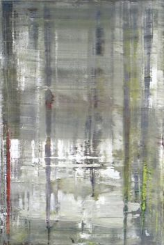 MoMA | The Collection | Gerhard Richter. Woods (12). 2005