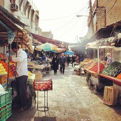 Daily Street Markets #Ahwaz #Iran