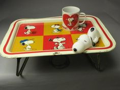 A WHOLE LOTTA SNOOPY 1960 by Momsvintagetreasures on Etsy, $20.00
