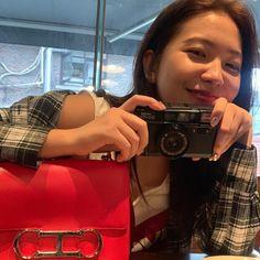 The Girl Who, My Girl, Kim Yerim, Instagram Pose, Her Smile, Red Velvet, Girl Group, Actors & Actresses, Girlfriends