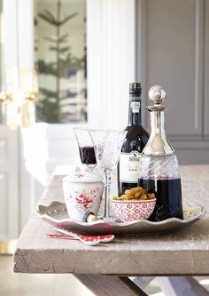 Decanters - The Gorgeous New Greengate Collection Autumn Winter 2015