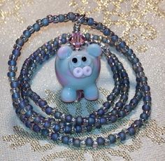 Check out this item in my Etsy shop https://www.etsy.com/listing/213776124/gray-pink-cow-necklace
