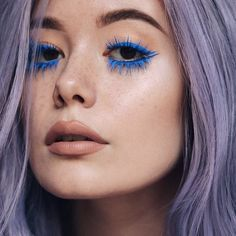 We're all about graphic eyes and TBH, there's nothing more fun than creating them. But if you're looking for a way to craft a fun, flirty look, opt for a double wing. You have to have a steady hand, but with practice, you'll nail it.