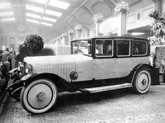 MAYBACH Typ W3 22/70 HP (Closed Body) (1921 - 1928)