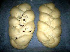 Das perfekte Hefezopf mit und ohne Rosinen-Rezept mit Bild und einfacher Schritt-für-Schritt-Anleitung: Im Brotbackautomaten: Mehl, Zucker, Trockenhefe in…