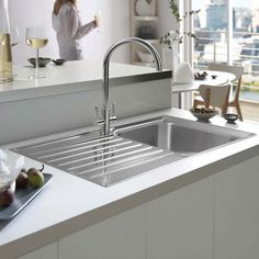 12 best rangemaster sinks taps images stainless steel sinks rh pinterest com