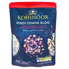 Buy Pindi Chana Aloo online from Spices of India - The UK's leading Indian Grocer. Free delivery on Pindi Chana Aloo - Kohinoor (conditions apply). Curry Paste, Conditioner, Spices, How To Apply, Cooking, Food, Kitchen, Spice, Kochen