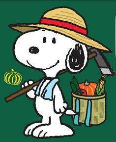 Farmer Snoopy
