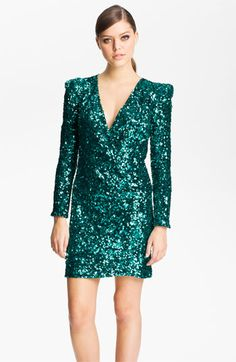 #NYE candidate. This FCUK dress from @nordstrom is a-mah-zing!