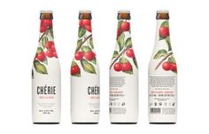 Chérie #packaging #unique #creative #design #branding #marketing #JablonskiMarketing #inspiration