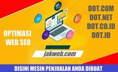 contoh desain web penjualan, web penjualan online Marketing, Website