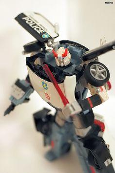 Transformers Alternators Prowl