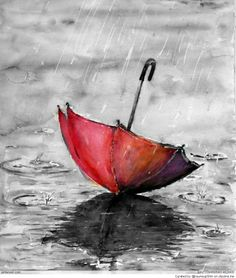 Red Umbrella, Colorful Life