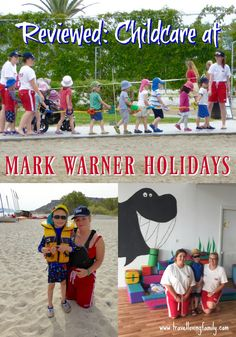 Reviewed childcare provision and facilities when on a Mark Warner summer holiday, written by a mum of two young boys.  Review covers what to expect for the daytime and evening childcare sessions, kids club facilities and how much it costs.