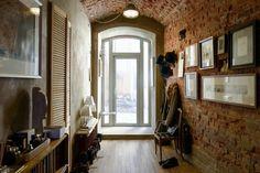 Загородная атмосфера в петербургской квартире директора модного дома Lilia Kisselenko Ирины Селюты