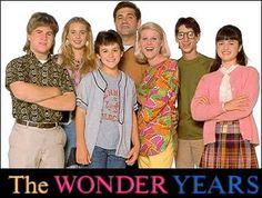 The Wonder Years (1988–1993) Fred Savage, Dan Lauria, Alley Mills, Jason Hervey, Danica McKellar, Josh Saviano, and Olivia d'Abo