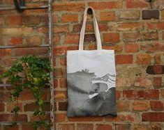 Glueckbringer auf Etsy Reusable Tote Bags, Vintage, Etsy, Fashion, Craft Gifts, Schmuck, Moda, Fashion Styles, Vintage Comics