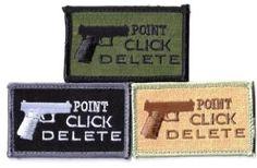 Point Click Delete