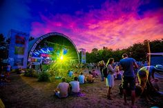 Best of World Music at 25th Sziget Festival