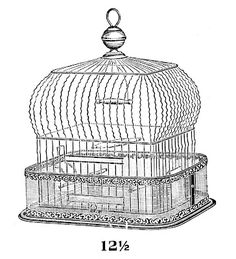 You searched for bird cages - The Graphics Fairy