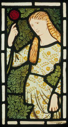 Burne-Jones ~ Merchant's Daughter