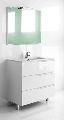 Stratum - Mueble de baño Roca con altavoces y Bluetooth® en PROINCO ...