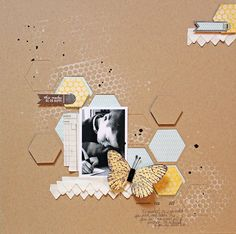 Pin Spotted layout made for CCG 223 by Lilith Eeckels