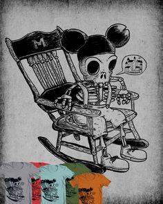 Land of Decay and Despair, original artwork by Thomas Orrow.