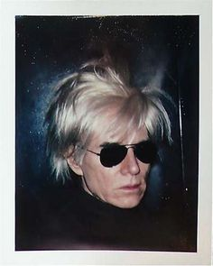 andy warhold polaroid 19 Les Polaroids dAndy Warhol  photo photographie art