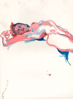 james jean has always been a source of inspiration for me, from his gestural figure drawings to his phenomenal paintings.