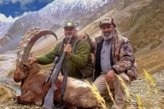 The Gilgit-Baltistan wildlife department on Friday auctioned permits for the hunting of 113 rare species under the trophy hunting programme 2017-18, with the hunting of endangered Astor markhor fetching the highest licence fee of $100,000 in the history of trophy hunting.  Foreign and local hunters participated in the bidding for the licences which was held at the GB wildlife department's head office, where GB Minister for Wildlife, Forest and Environment Imran Wakeel and wildlife officials… Trophy Hunting, Gilgit Baltistan, Rare Species, Wild Life, Hunters, Business Tips, Beautiful Places, Environment, Friday