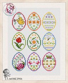 Chicken Cross Stitch, Mini Cross Stitch, Cross Stitch Needles, Cross Stitch Rose, Cross Stitching, Cross Stitch Embroidery, Funny Cross Stitch Patterns, Stitch Cartoon, Pearler Bead Patterns