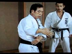 Where online can I find a good detailed description of the bunkai of Empi & Jion?