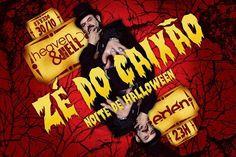 30.10.2010 Zé do Caixão Halloween - H&H