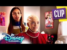 Gabby (Kylie Cantrall) gives a telepathic alien a human makeover so she can find out who started a mean rumor about her! Watch Gabby Duran & the Unsittables . Aliens, Babysitting, Cartoon Kids, Disney Channel, Cool Kids, Kylie, Ronald Mcdonald, Boy Or Girl, Palm Tattoos
