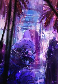 AVR Street , Wadim Kashin on ArtStation at https://www.artstation.com/artwork/zQB32