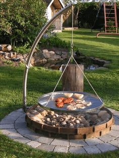Stunning backyard fire pit patio design www. - Elaine, Stunning backyard fire pit patio design www. Stunning backyard fire pit patio design www. # stunning There is insufficient time. Fire Pit Bbq, Garden Fire Pit, Diy Fire Pit, Fire Pit Backyard, Fire Pit Decor, Best Fire Pit, Fire Pit With Seating, Patio Fire Pits, Fire Pit Off Patio