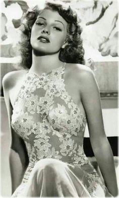 The classic, Rita Hayward