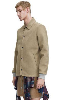 Acne Studios Tony Velour jacket