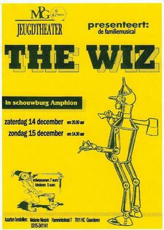 The Wiz by MPG