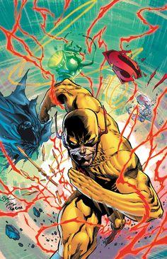 Profesor Zoom (the reverse flash)-The Flash