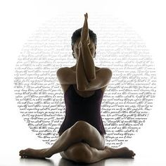 I really love twists in yoga.