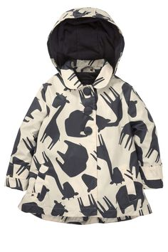 Animal Print Rain Mac from the Next UK online shop - totally adorable girl's raincoat for a great price and of course they don't deliver to the US. Vinyl Raincoat, Dog Raincoat, Hooded Raincoat, Best Rain Jacket, North Face Rain Jacket, Yellow Raincoat, Cheap Raincoats, Raincoats For Women