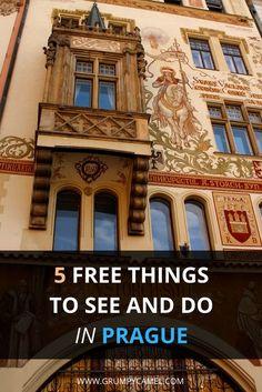 Prague on a budget   Free things to do in Prague - http://www.grumpycamel.com/exploring-prague-on-a-budget