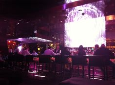 Bond Bar inside the Cosmopolitan - Las Vegas