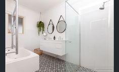 Rustic Contemporary, Alcove, Bathtub, Bathroom, Standing Bath, Washroom, Bathtubs, Rustic Modern, Bath Tube