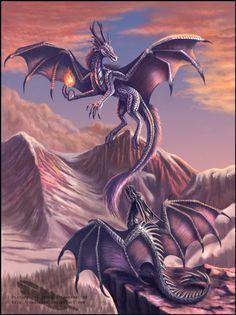 Dragon tales by *Red-IzaK on deviantART